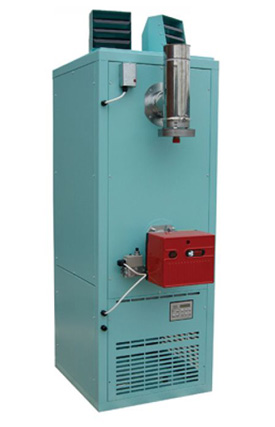 Powrmatic industrial cabinet heater