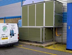 Industrial Heating Installations - Southampton